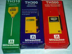 Australian supplier of Milwaukee Portable Thermometers
