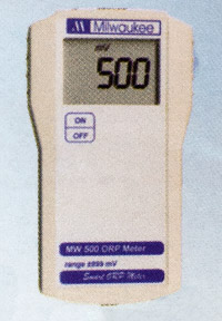 Milwaukee MW500 Oxidation Reduction Potential meter
