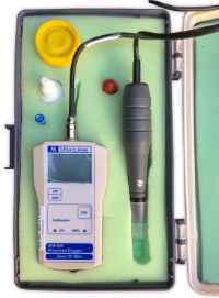 Milwaukee MW600 probe for measuring Dissolved Oxygen